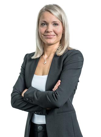 Heidi Uusitalo Premix's Product Manager